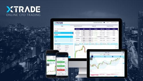 онлайн платформа для форекс и CFD, Xtrade